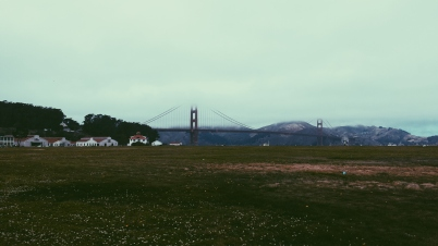Golden Gate Bridge, San Francisco CA