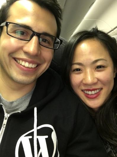 On our way to Bangkok!