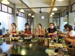 Baipai Cooking School - We're serious about our cooking