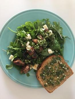 Steak Arugula Salad Pt 2.